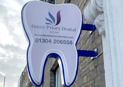 Priory Dental Practice, Dover