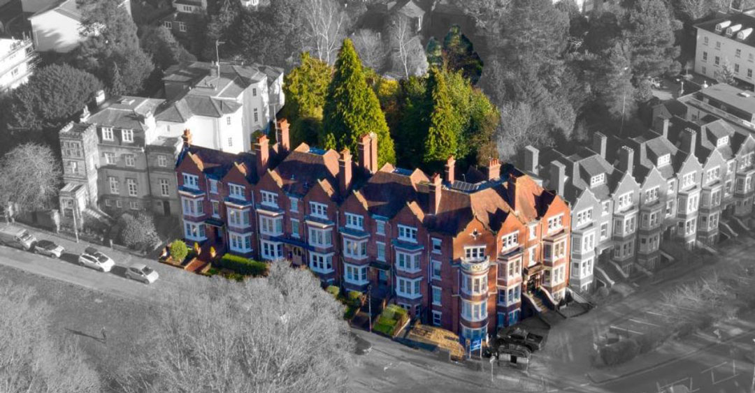The Retreat, Tunbridge Wells - restoration, refurbishment and development of this former 39 bedroom hotel into 19 very high end apartments