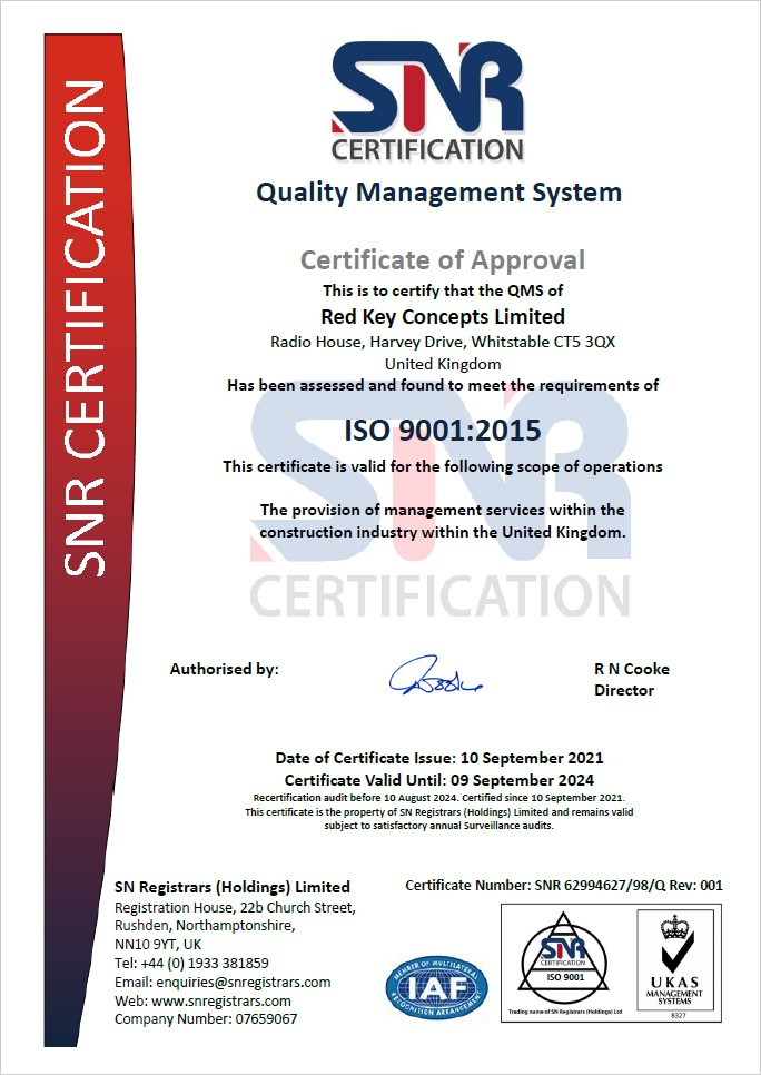 Red Key Concepts Limited ISO SNR 62994627_98_Q