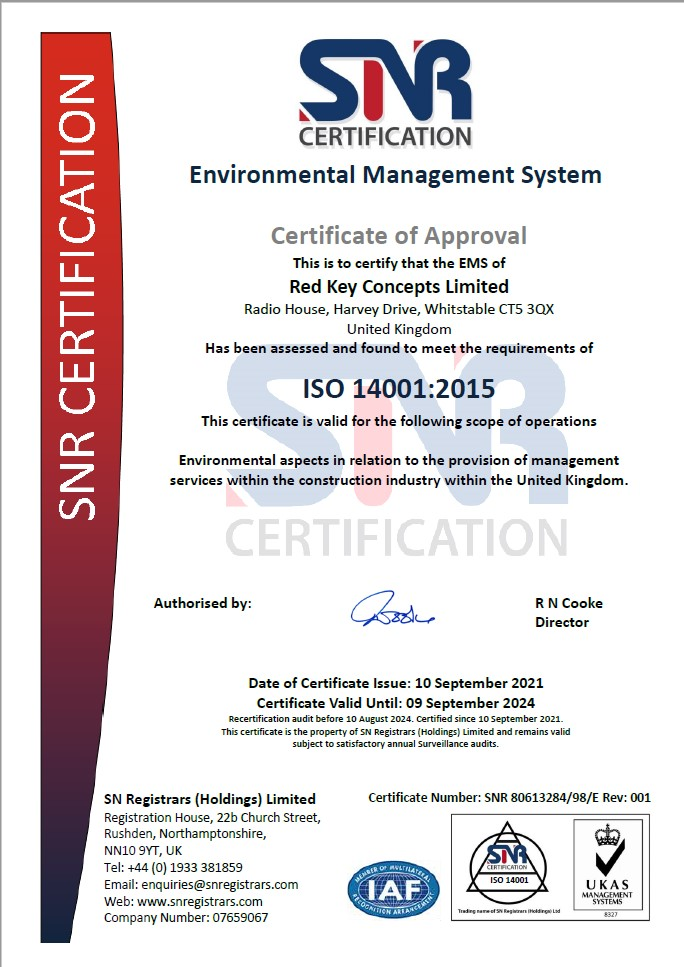 Red Key Concepts Limited ISO SNR 80613284_98_E